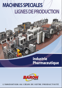 groupe Baron- industrie pharmaceutique